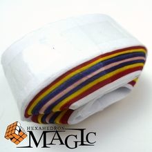 Mouth Coil (12 coils) white and colors / close-up magic trick products / wholesale(China)