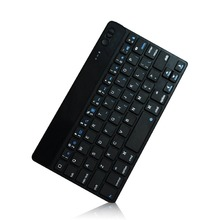 7 inch Ultrathin rechargable Bluetooth Wireless Keyboard for iPad mini, new iPad 1/2/3/4/5/6 air2/air IOS system(China)