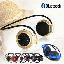 Mini503 stereo bluetooth headset mini wireless phone computer yituo two general ears hanging 4.0 general sport bluetooth headset(China)