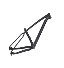 27.er Boost full carbon bicycle frame, carbon mtb frame 27.5 plus, carbon 650b mountain bike frame