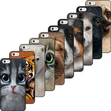 5 5S SE Top 3D Printing Ferocious Or Docile Dogs Case for Apple iPhone 5 5S SE Cases For iPhone5S Cover Phone Shell Best Choose