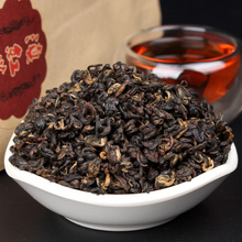 [GRANDNESS] Special Grade China Yunnan Black Tea Dian Hong Premium Large Congou Fengqing Black Tea Dianhong(China)