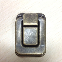 Box Suitcase Toggle Latch Buckles,Wooden Case Boxes Lock Latch Hardware,Bronze Tone 3.8cm x2.7cm,500Sets(China)