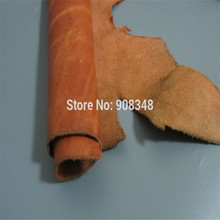 20*30cm/piece 1.8 - 2 mm thickness cow skin Genuine Leather random color Crafts Accessories EH46-3(China)