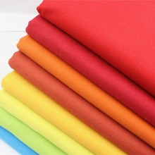 16628-44F2 , New Arrival! Pure Color Cotton Linen Fabric Plain Weave Fabrics For Sewing Textile Cloth 140cm clothing accessories(China)
