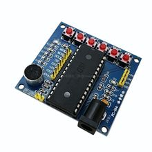 ISD1700 Series Voice Record Player ISD1760 Module for AVR PIC uno r3(China)
