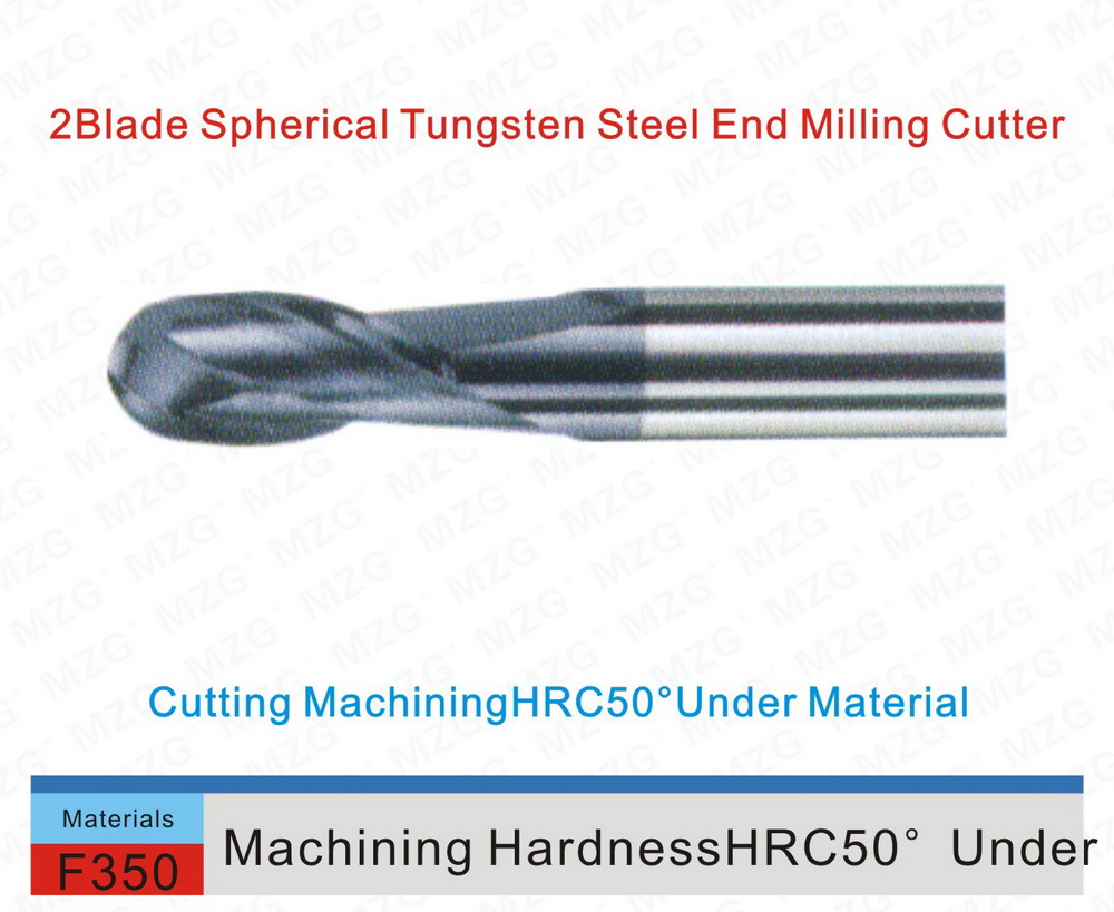 F01-R End Milling-HRC50-1