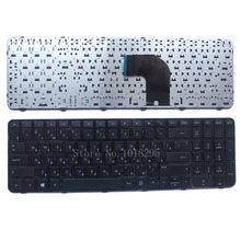 NEW  Russian Keyboard for HP Pavilion G6-2000 G6Z-2000 series RU Black laptop keyboard with frame