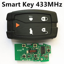 Smart Intelligent Key for Land Rover LandRover Free Lander for Ranger Rover RangeRover Car Key Remote 433MHz