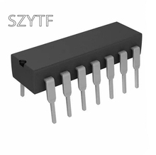 50pcs LM324 DIP Amplifier LM324P DIP14 LM324N(China)