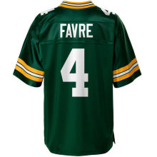 Men's Brett Favre Throwback jersey(China)