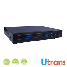 CCTV DVR AHD 8CH Linux H.264 1080P Surveillance Video Recorder HDMI Output P2P Network HDD DVR 8CH HD