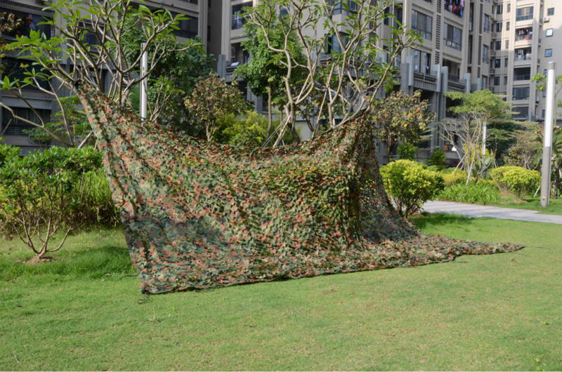 camouflage military camo Woodland hunting camo Jungle army netting hunting camouflage net car cover netting 3*8M(118in*315in)<br><br>Aliexpress