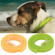 TAILUP 2017 NEW Arrival Waterproof Dog Cat Repel Tick Flea Quick Kill Remover Pet Protection Aroma Neck Collar(China)