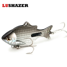 Buy Free fishing lure spoon wobbler 10g 15g 22g vib carp fishing bais metal lure isca artificial spinner bait hard lure for $3.59 in AliExpress store
