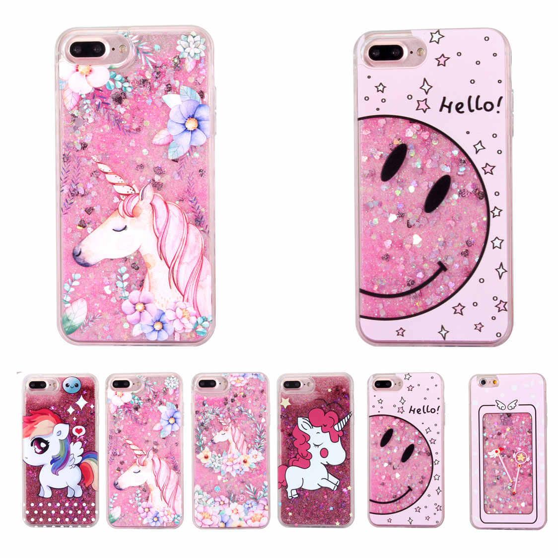 Rainbow Unicorn Case for iPhone 6/6s/7