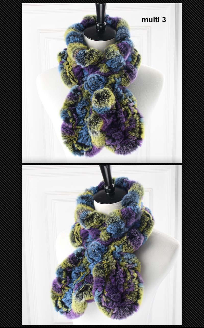 rex wavy scarf multi 3