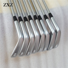 Brand New ZXZ 718 T-MB golf irons forged golf clubs complete set Regular/Stiff Flex Shaft Steel/Graphite Shaft