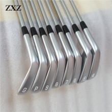 Brand New ZXZ 718 T-MB golf irons forged golf clubs complete set Regular/Stiff Flex Shaft Steel/Graphite Shaft(China)