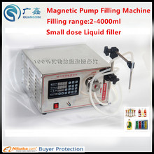 Perfume Filling Machine,small electric , filler Digital Control Liquid Filling Machine filling range 2ml-4000ml