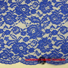 factory direct lowest whole network dress 12 days as shares N / R strands eyelash lace fabric(China)
