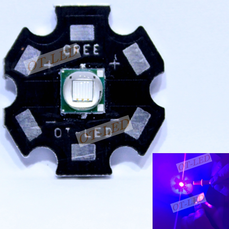 Epileds-5050-XML-8W-UV-Purple-395NM-400NM-Led-Emitter-Lamp-Light-3-4-3-8V