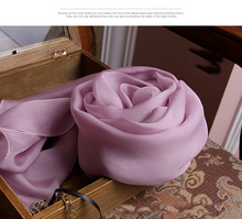 Wholesale Hangzhou Purple decorative headwear scarf 100% natural silk pendant jewelry scarves Grape 2016 winter wrap shemagh