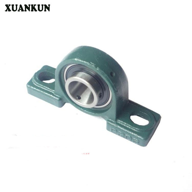 XUANKUN  150CC Four Rounds Of Beach Karting Accessories Rear Axle Flange Seat 206 Type GY6 Bearing Seat<br>