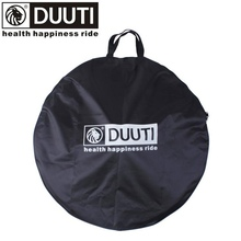 DUUTI 75CM Diameter Bicycle Carrying Package Bags Cycling Road MTB Mountain Bike Single Wheel Bicycle Wheel Bag Accessories(China)