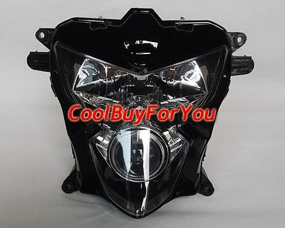 New HeadLight For Suzuki 2004 2005 GSXR 600 K4 04 05 GSX-R 750 Head Light<br><br>Aliexpress