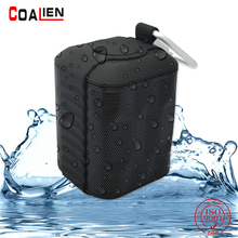 Wireless Bluetooth Speakers Mini Portable Waterproof subwoof Shower Outdoor Sound Hands-free with Mic for Phone PC Music Player