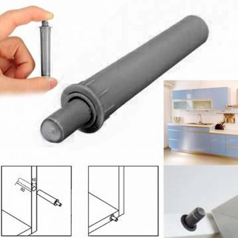 10x Door Cabinet Cupboard Quiet Damper Buffer Soft Closer Cushion Close K/_CH