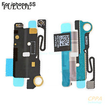 APS Mobile Phone Flex Cable Replacement For iphone 5S Wifi Antenna Flex Cable Ribbon Brand New Repair Parts Retail One Piece