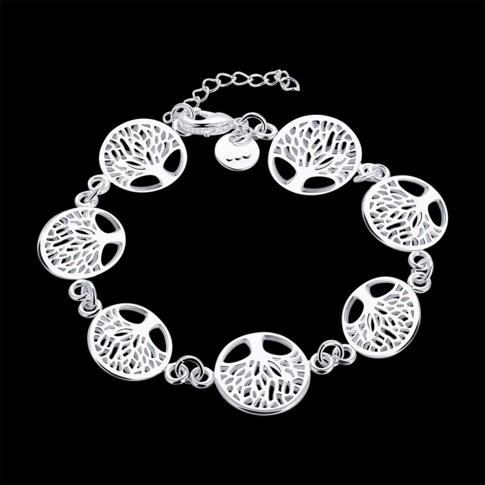 Bracelet Arbre de vie pas cher sur fond noir | oko oko