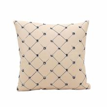 45x45cm HOT cushion cover Home Sofa Bed Decor Multicolored Plaids Throw Pillow Case Square Cushion Cover capa almofada EY11