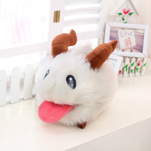 Plush Toys Soft Poro Plush Toy Poro Soft and Stuffed Animal Kids Toys Dolls 25cm Birthday Gifts