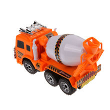 New 1:22 Large Truck Cement Mixer Toy Car Super Mini Concrete Car Engineering Vehicles Model Kids Baby Educational Toy Gift