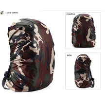 Raincover Forest camo Outdoor Hiking Backpack RainCover Waterproof mochila 70l Camping Raincover backpack 70L Army Green Camo