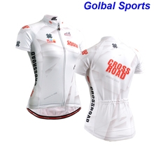New 2017 whited Hight Quality Clothing comfortable functional women Cycling Jersey 2015 shirt Clothing Top sellers