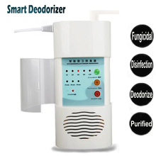 Deodorizer Ozone Ionizer Generator Sterilization Germicidal Filter Disinfection Clean Air Ozonizer Air Purifier For Home