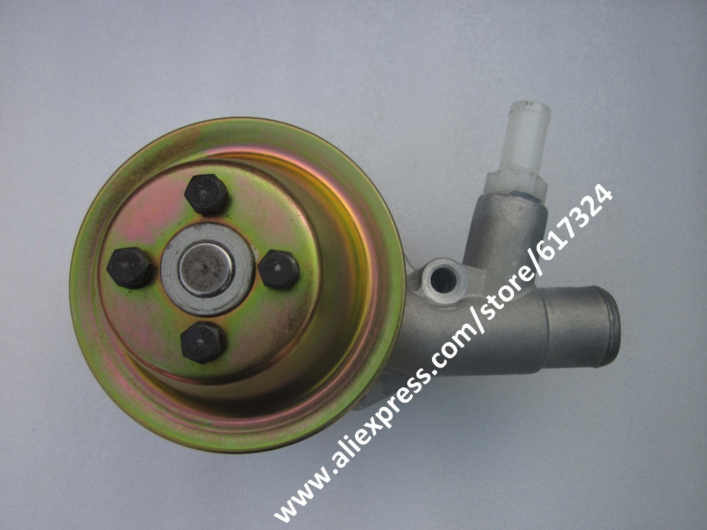 Huayuan Laidong KAMA LL380, the water pump for tractor, dozer, part number:<br>