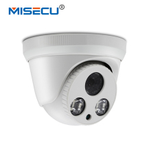 MISECU 360 rotation manually viewing Onvif P2P 720P/960P/1080P IP Camera  Array IR Night Vision ABS Full HD Camera CCTV security