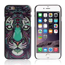 Discount Unique Spirit Wolf Ape Fox Lions Printed Tribe Hard Back Case Cover for iPhone 6 Plus 5.5 Inch FreeShip Wholesale Price