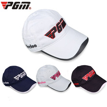 PGM Golf Colorful Cap For Men Unisex One Size Cotton Waterproof Sunproof Breathable Man's Sports Cap Golf Hat Casquette Gorras