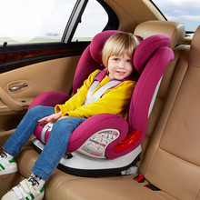 2017 the best selling child car safety seat 9 months -12 years old baby