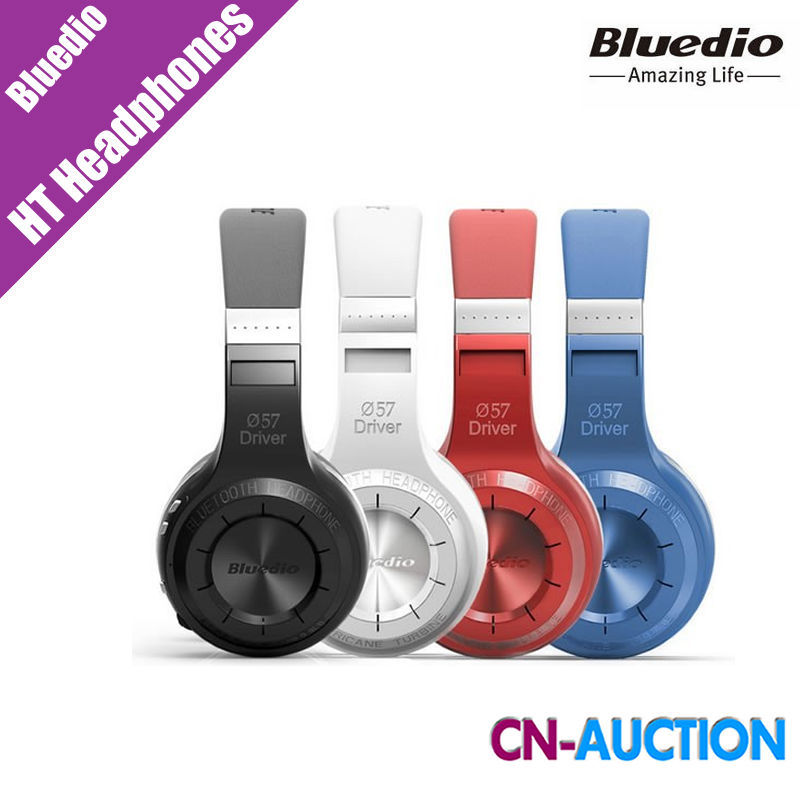 Original Bluedio HT Wireless Bluetooth 4.1 Stereo Headphones Built-in Mic for Calls and Music Streaming Noise Cancelling<br><br>Aliexpress