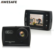 "AWESAFE 1.5"" Wifi Car DVR Camera HD 1080P Synchronous Display Dash Cam Support Mirror Link G-sensor Video Recorder Car DVRs(China)"