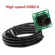 2.8mm lens MJPEG 60fps 640 x 480 VGA uvc mini usb endoscope camera module low cost for Linux, Windows,Android