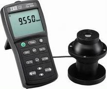 Fast arrival TES-133 Luminous Flux Meter  Best for LEDs measuring Auto ranging from 0.05 to 7000 lumens