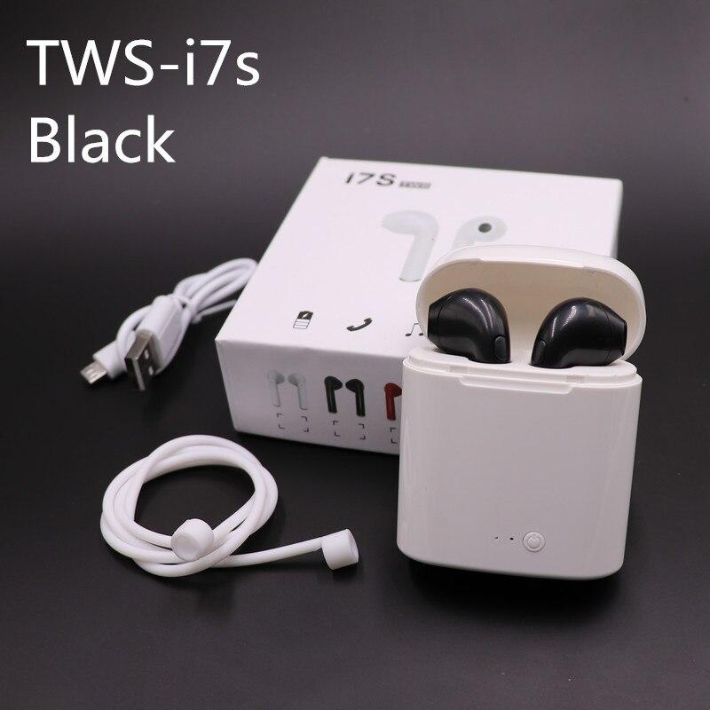 TWS-I7S BLACK